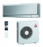 Mitsubishi Electric MSZ-EF42VE silver