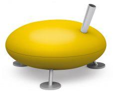 Паровой увлажнитель воздуха Stadler Form Fred F-014H yellow