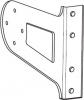 Комплект для горизонтального подвеса BHC-DF