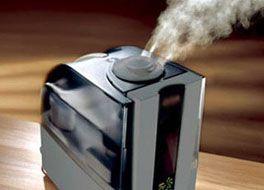 Увлажнители и очистители воздуха