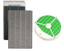 Комплект фильтров для Sharp KC-A51R