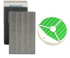 Комплект фильтров для Sharp KC-A61R