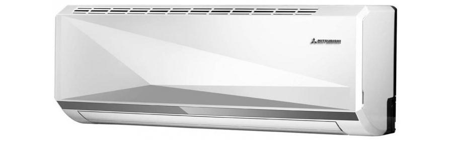 Mitsubishi SRK25ZXA-S / SRC25ZXA-S White