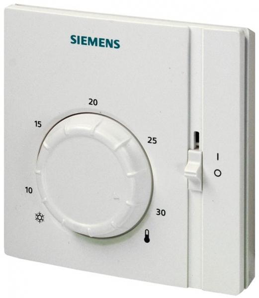 Механический терморегулятор (термостат) Siemens RAA31