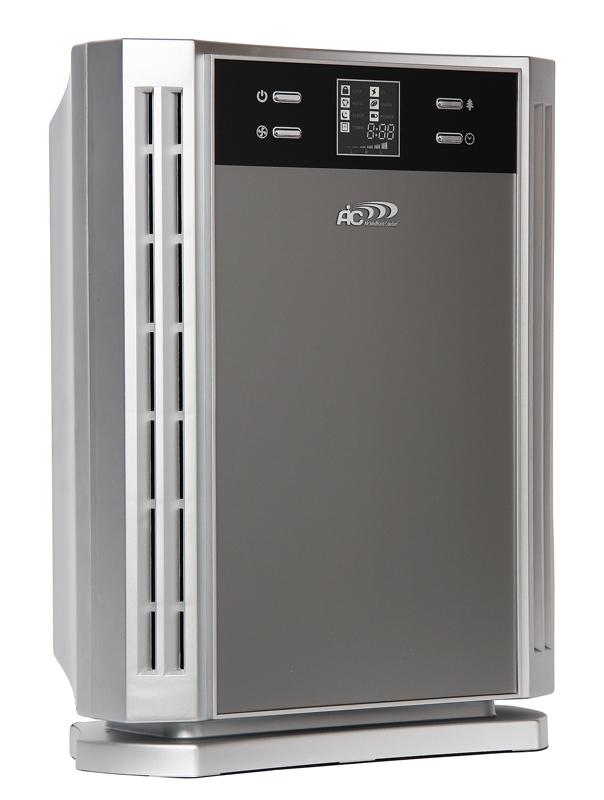 Очиститель воздуха AIC KJF-20B06 серебряный