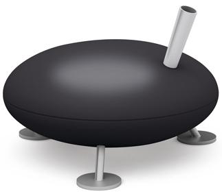 Паровой увлажнитель воздуха Stadler Form Fred F-005EH black