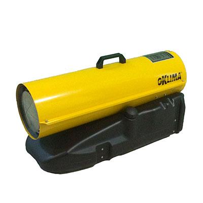 Жидкотопливный нагреватель воздуха прямого нагрева Oklima SD 70